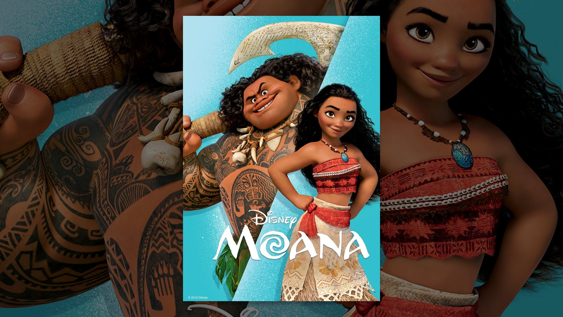 It's just a photo of Impertinent Picture of Moana