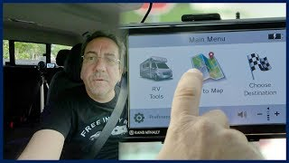 Why You Need an RV GPS: Testing My New Rand McNally RVND7
