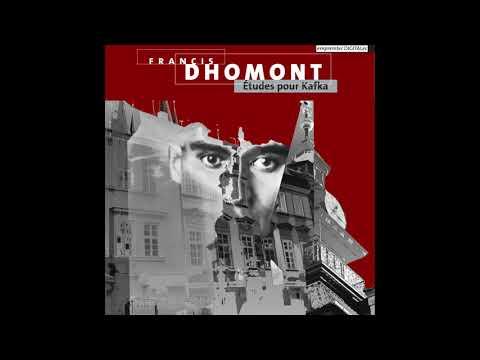 Francis Dhomont - Brief an den Vater