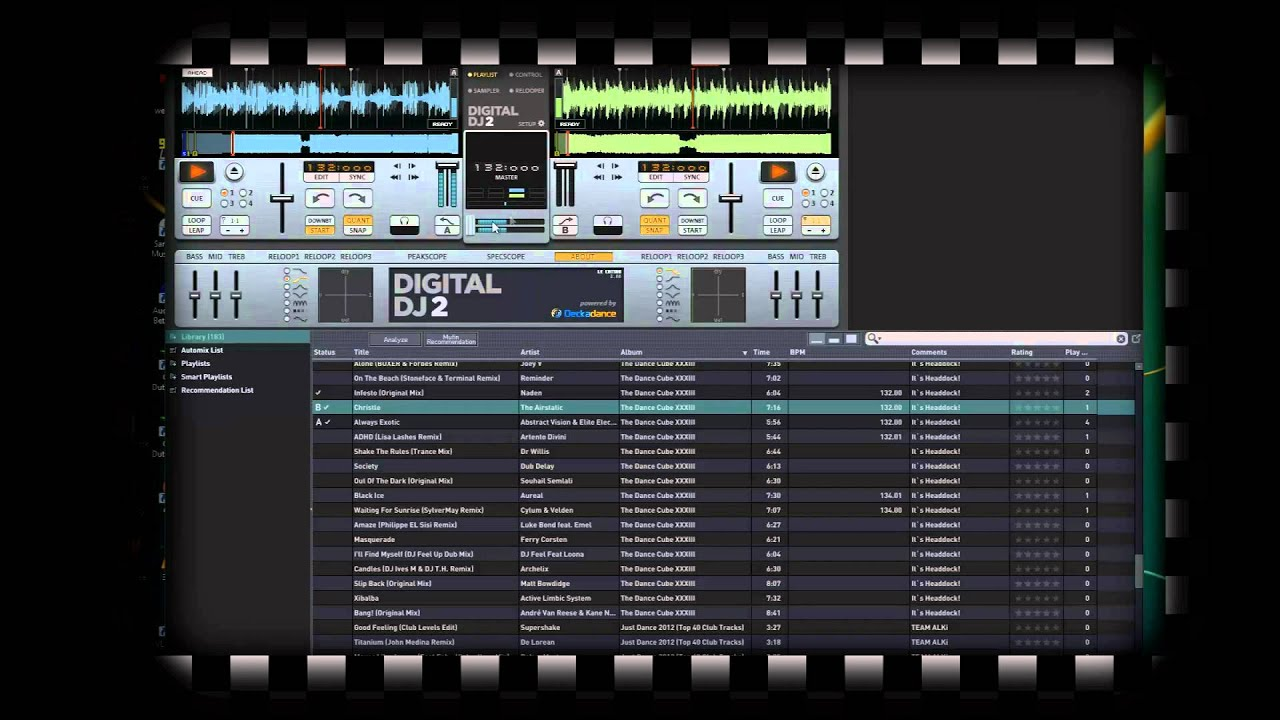 mezclador de musica magix digital dj gratis