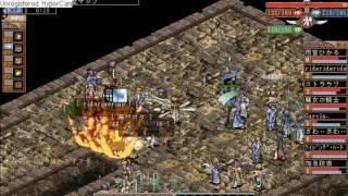 【GODIUS(ガディウス)】2009年9月 ギルドベース防衛線 EasyGOing vs Epchero 撮影者:加当段吉