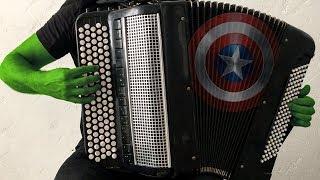 Avengers - Theme Soundtrack (Alan Silvestri) Accordion Cover
