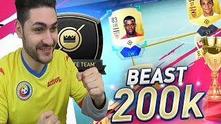 FIFA 19 INSANE 200K SQUAD BUILDER THAT CAN BEAT ANY TEAM IN DIVISION RIVALS