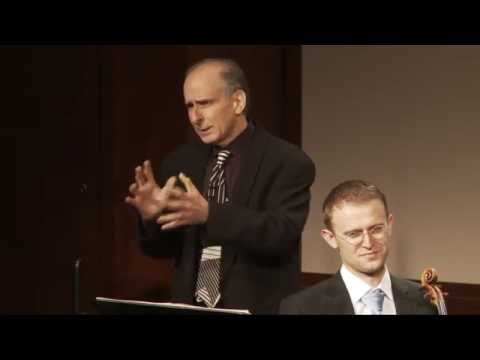 Inside Chamber Music with Bruce Adolphe: Mozart's Quintet in G minor, K. 516