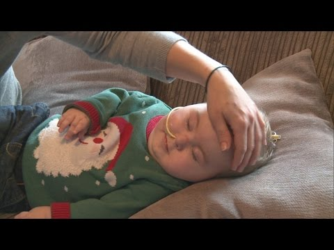 Parents fundraise for 9-month-old son with genetic disease