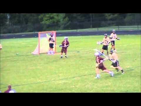 Chris Peters Lacrosse Goalie vs. Broad Run HS