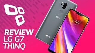 LG G7 ThinQ - Review/Análise - TecMundo