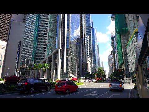 Ayala Avenue and  Glorietta 2017