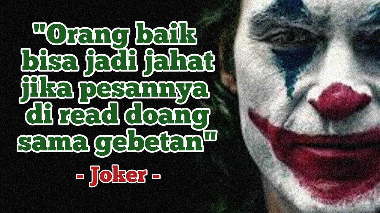 plesetan quotes joker lucu story wa joker lucu