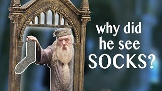 Why Dumbledore sees Socks in the Mirror of Erised - Harry Potter Fan Theory
