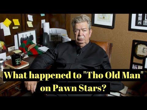Pawn Stars' Richard Benjamin Harrison The Old Man no more ?