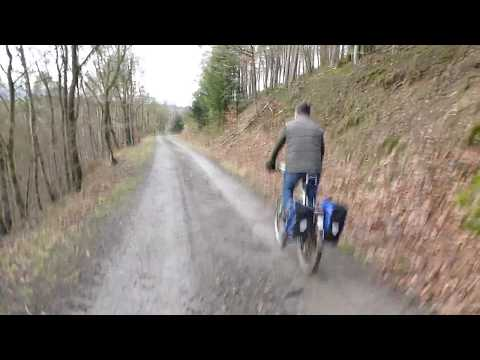 Cycling in Ahrtal - January 2018