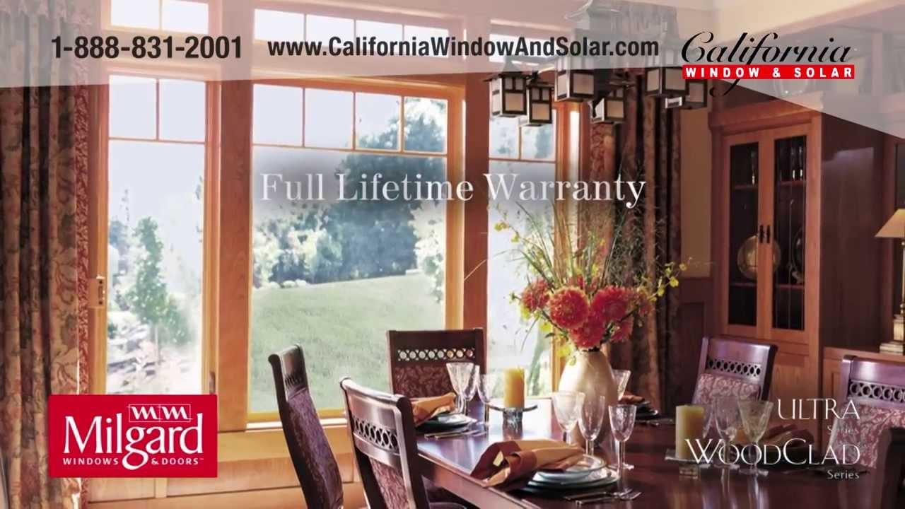 California Window Solar In Orange County Ca Offers Milgard Ultra