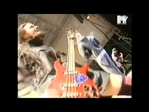 CLAWFINGER - Tomorrow / Back To The Basics + Interview (MTV Snowball 1995)
