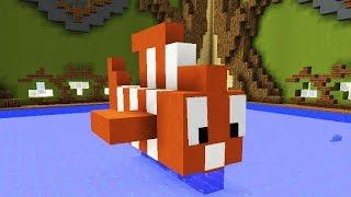 KAYIP BALIK NEMO! - Minecraft: Build Battle