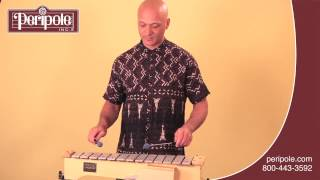 Introducing the Peripole-Bergerault® Orff Soprano Metallophone