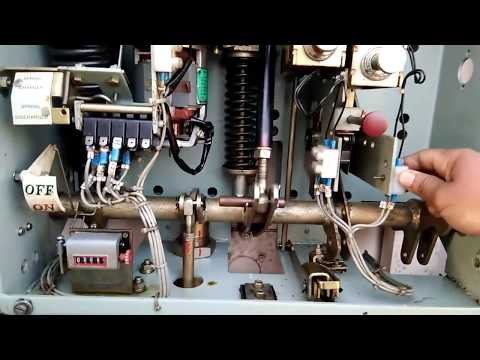 Vacuum circuit breaker in hindi (कैसे काम  करता है) [{हिंदी में }]