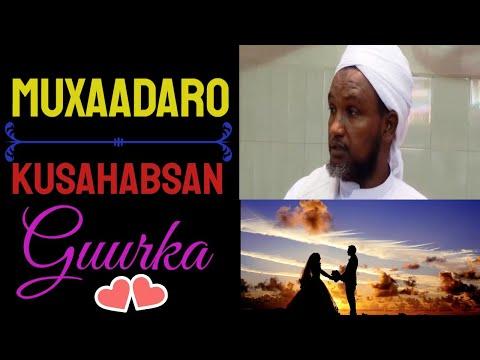 Muxaadaro Qiyaamaha Guurka | 🎤 sheekh xuseen cali jabuuti 🎤