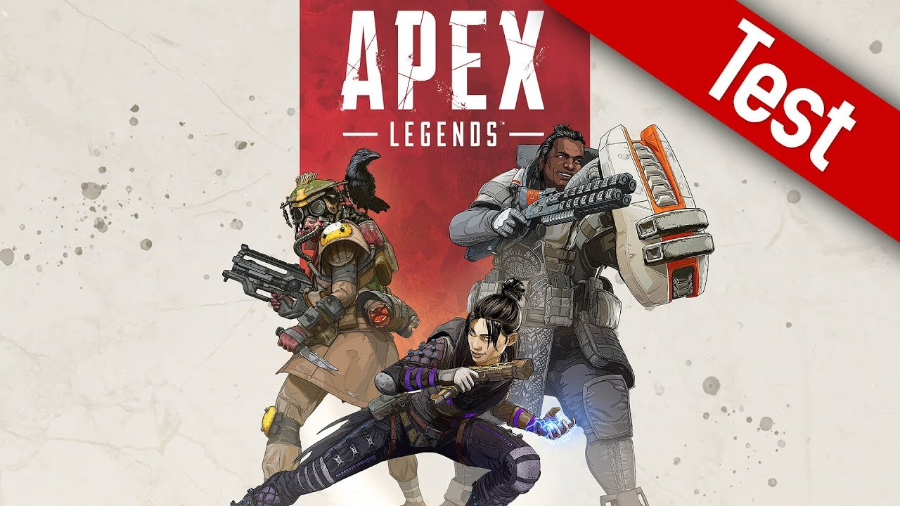 Apex Legends im Test / Review: Battle Royale zwischen Overwatch und Call of Duty