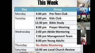 Sunday, Feb 14, 2021 Online Worship