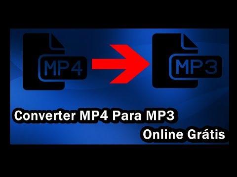 Como Converter MP4 Para MP3 - Sem Programas