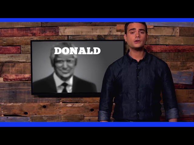 Ben Shapiro Calls Trump A Liar and Failure (2020)