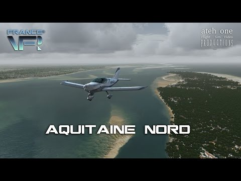 France VFR - Aquitaine Nord - Official Promo