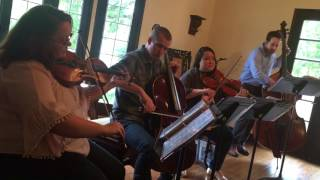 Besame Mucho - Anthology String Quartet