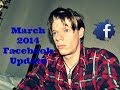 Facebook Update/New Look | March 2014