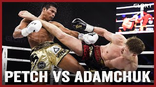 GLORY 75: Petchpanomrung vs. Serhii Adamchuk - Full Fight