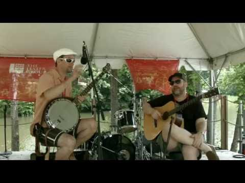 2016-05-28 Rex McGee and John Garris @ Rooster Walk Music & Arts Festival