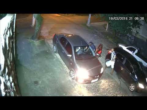 Assaltantes tomam carro de cidadão no Barroca em BH