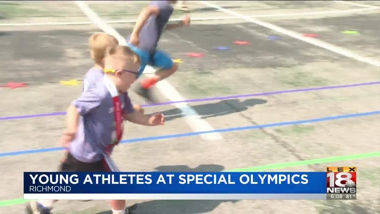 Special Olympics Summer Games Held At EKU, Including First