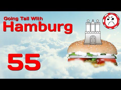 Bird Mana Bank [55] Going Tall with Hamburg EU4