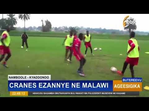 Cranes Ezannye Ne Malawi