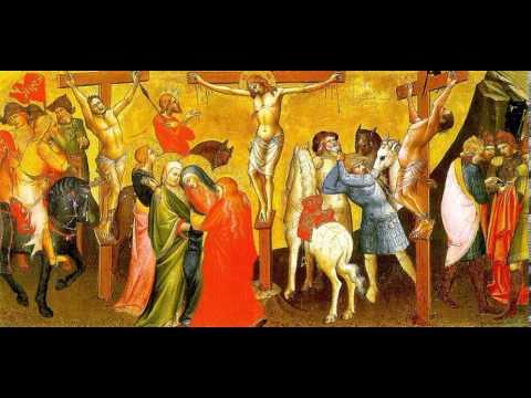 "Schütz: Madrigal - ""Seven Last Words from the Cross"""