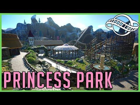 The Princess Mountain Park! Park Spotlight 329: Planet Coaster