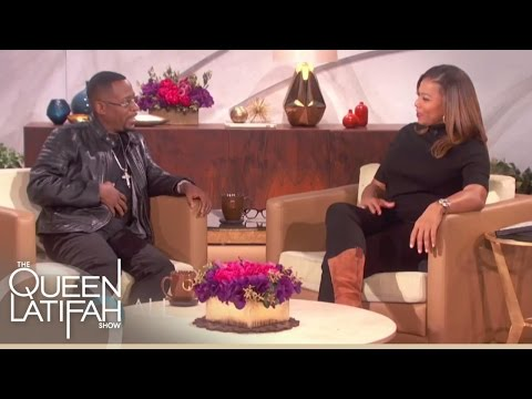 Martin Lawrence | The Queen Latifah Show