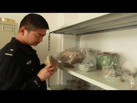 陕西铜川:千年文物遗失 警方千里追缴【热线12  20170515】