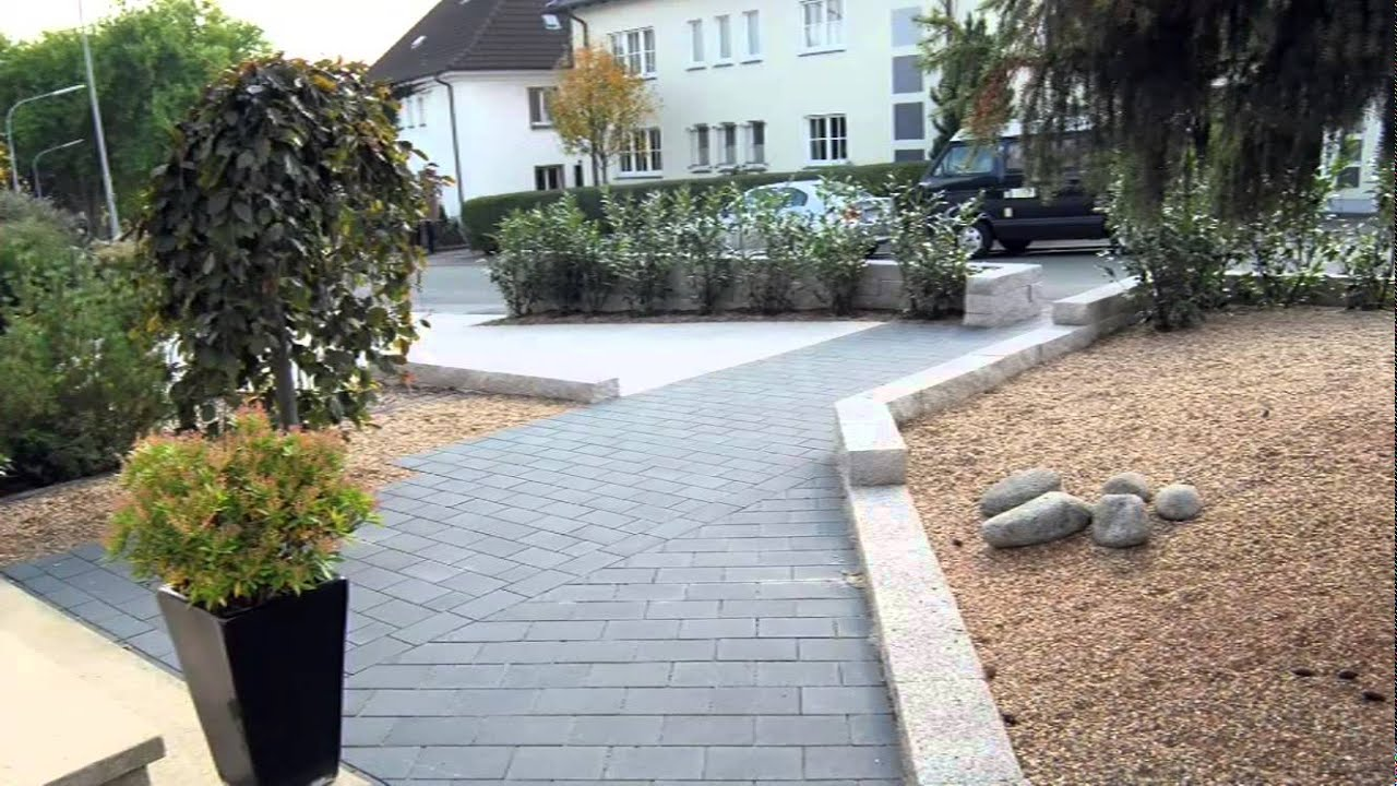 gartengestaltung brunnert youtube