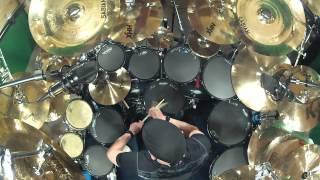 Download lagu B.Y.O.B. by System Of A Down. Drum Cover- By Kevan Roy