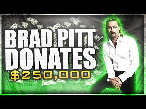 HUGE $250,000 DONATION!! INSANE