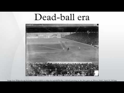 Dead-ball era