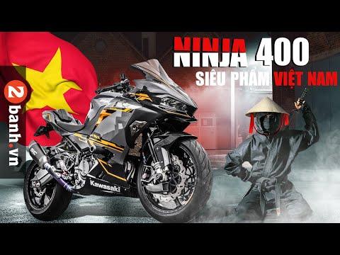 Ninja 400 độ 300 triệu, tiền độ mua được Z1000 thần thánh I 2banh Review