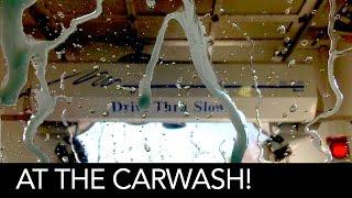 Deluxe Car Wash - ASMR