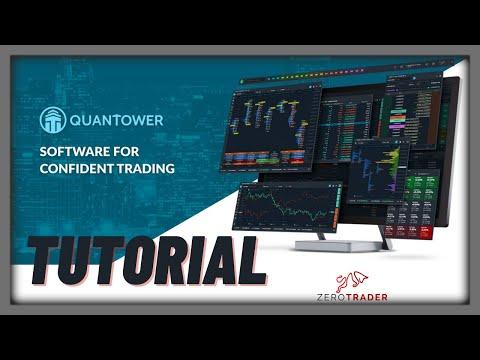 QUANTOWER / Tutorial de iniciación, descarga, demo y primeras configuraciones