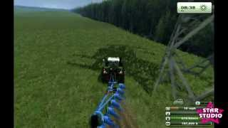 farming simulator 2013 gameplay Fendt 924 Vario.MP4
