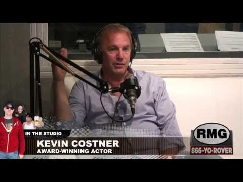 Kevin Costner in Studio - Full Interview