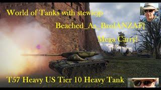 Zapętlaj World of Tanks T57 Heavy - Tier 10 American Autoloader | stewiejp