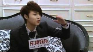 2011-10-25 樂視娛樂~《極速先鋒3D》北京首曝預告王子和三浦貴大同台競...